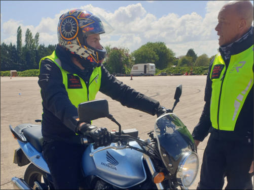 Motorcycle Courses Bridgwater
