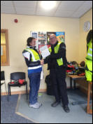 Congratulations to Lou first time Mod2 pass