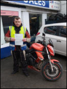 Nathan from Bridgwater Mod2 pass