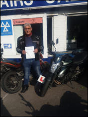 Congratulations Paul on passing Mod2