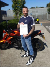 Well done Tom on a surprise short notice Mod2 pass