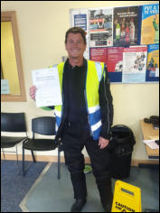 Mod2 pass - David from Crewkerne